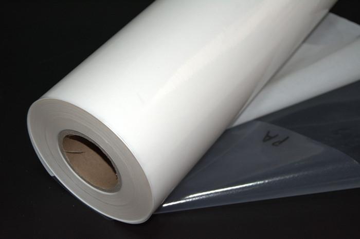 在标签纸涂上热熔胶后渗油怎么办?